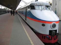 Фирменные поезда - Поезд